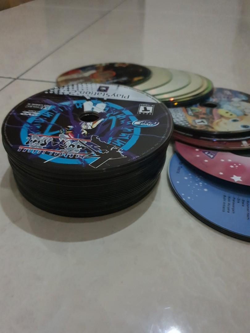 MURAH CD bekas untuk Prakarya