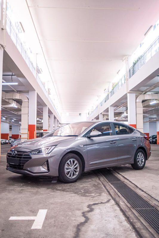 NEW Hyundai Avante 2020 CAR RENTAL P PLATE ALSO CAN ✨