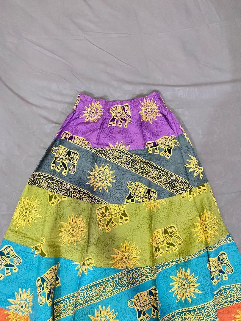 [New] Rok Thailand Skirt