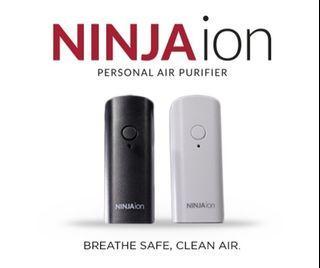 Ninja Ion Personal Air Purifier
