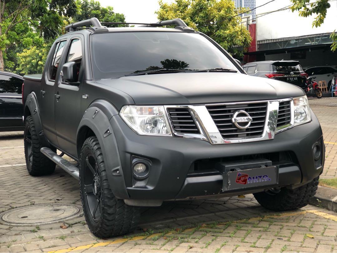 Nissan Navara 2.5 Sport Version AT 2013