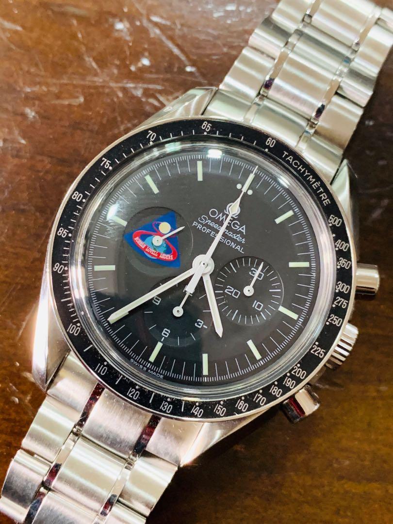 Omega Apollo 8 Speedmaster Missions Series