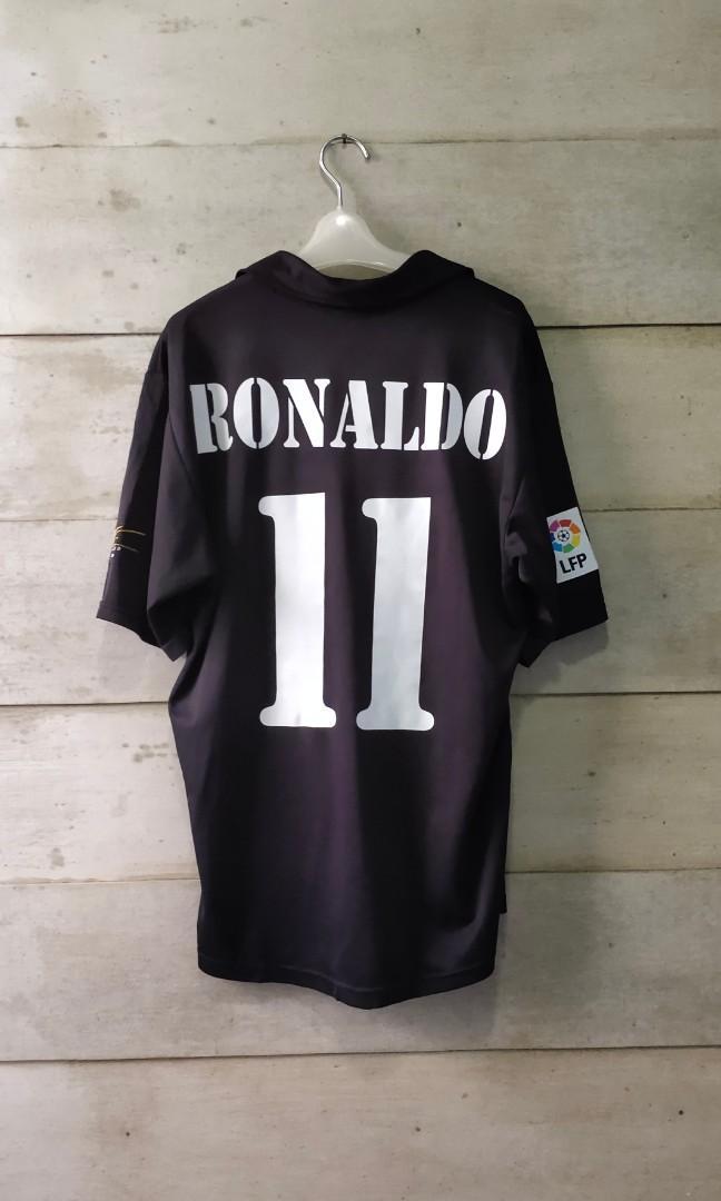 Original jersey Real Madrid 2002 away