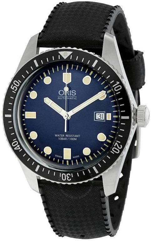 ORIS 01 733 7720 4055-07 4 21 18 - ORIS Mod. DIVERS SIXTY-FIVE Men Watch