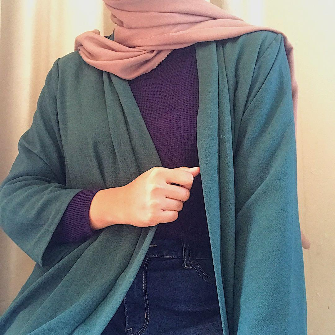 Outer + sweater