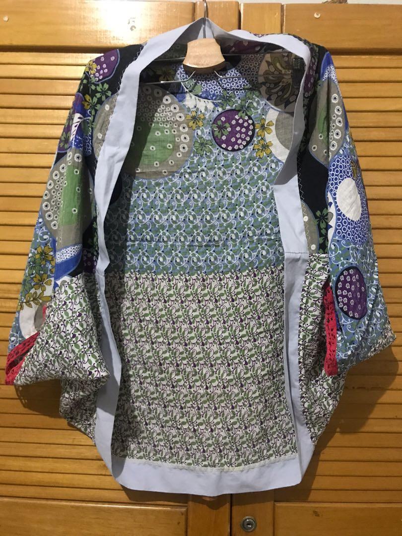 Outerwear etnik batik