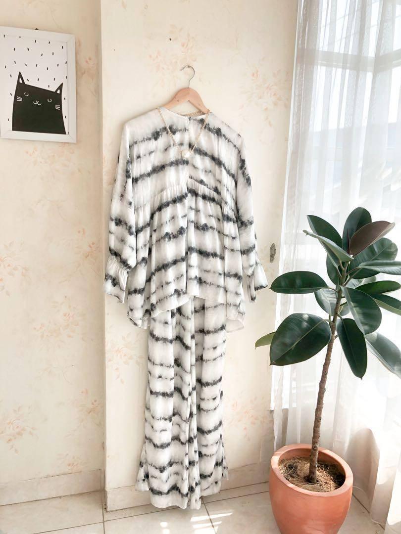 Pajamas Home Dress by Prue Outwear