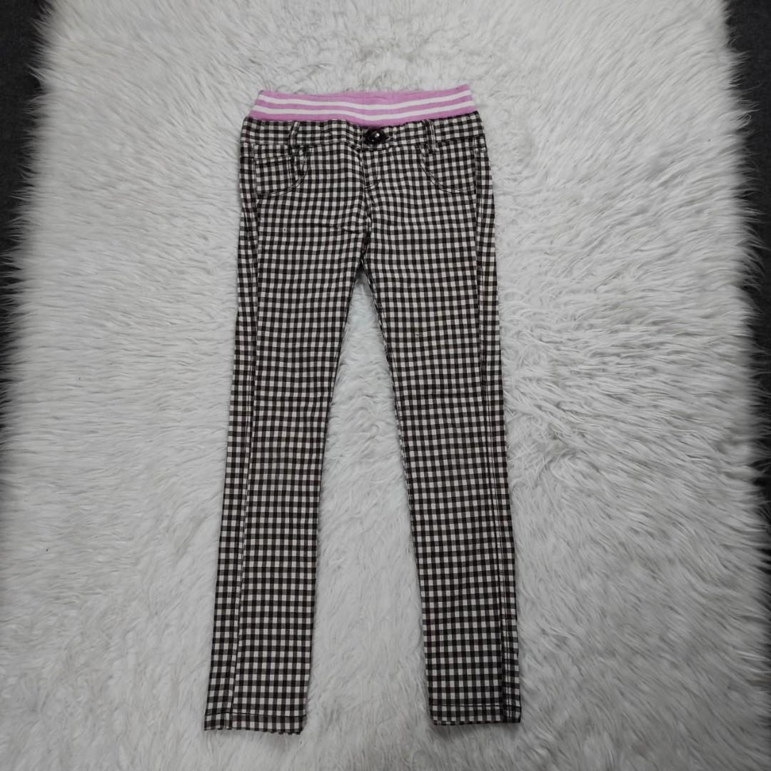 Pants Cotton stretch