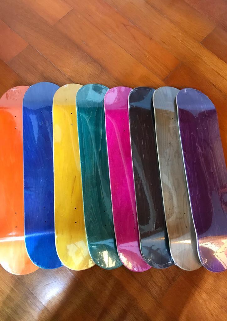 Papan Skate Blank Series