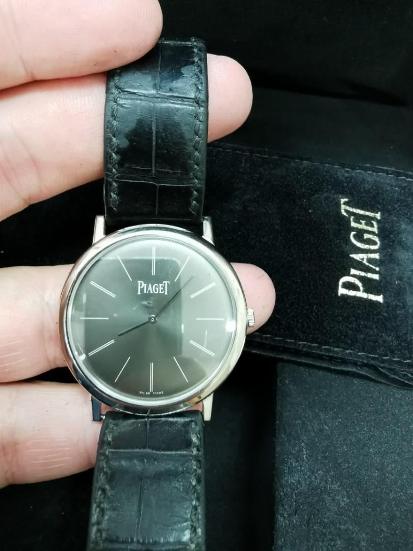 Piaget 750 watch