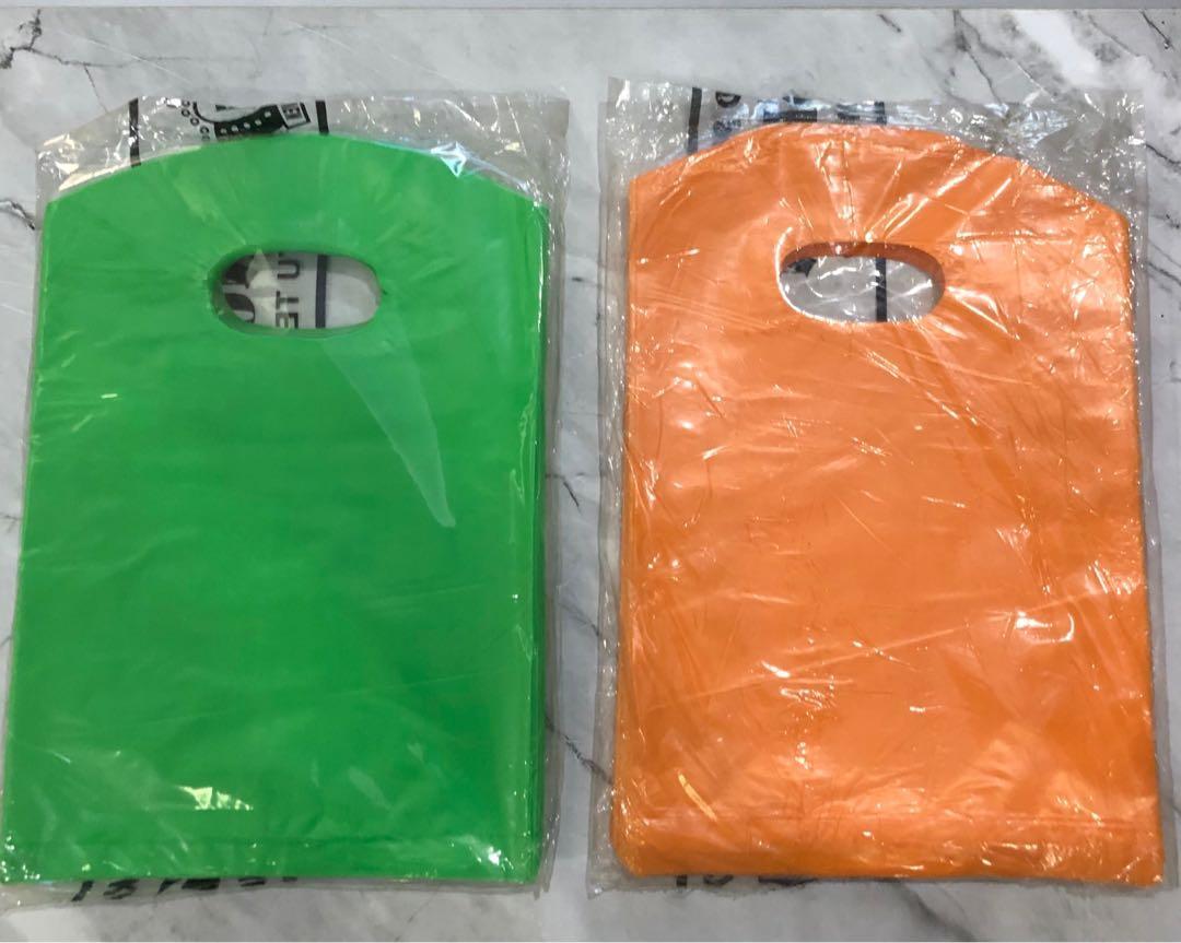 Plastic HDPE Plong 15x20 cm
