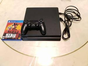 PlayStation 4 1TB with one game