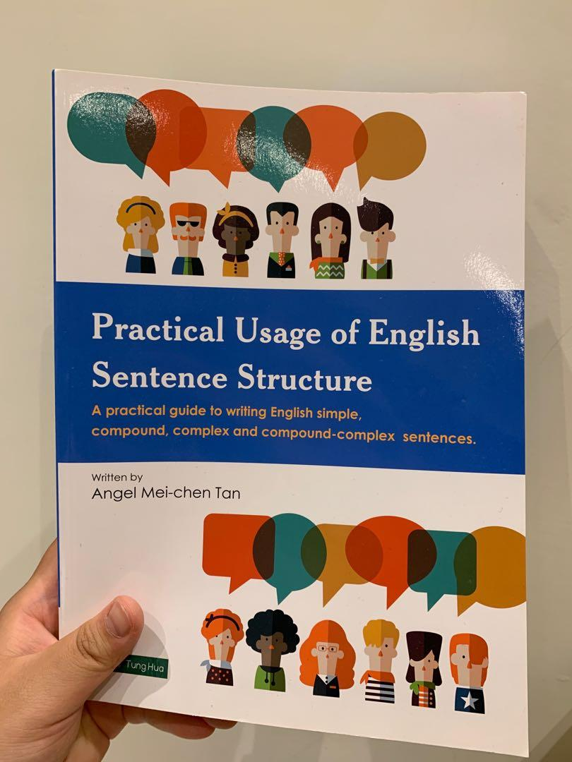 Practical Usage of English Sentence Structure