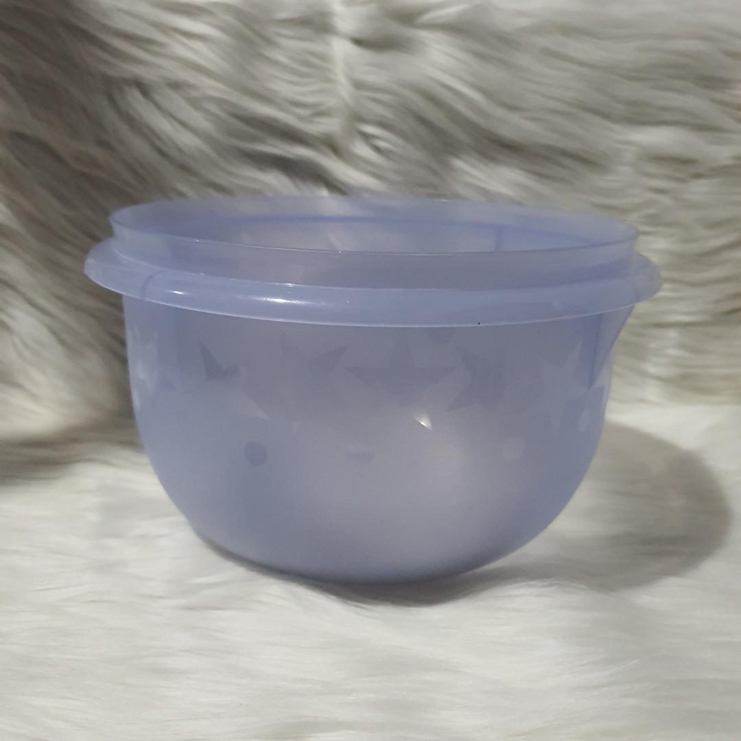 Preloved Modular Bowl Tupperware 1.5 L Tanpa Tutup