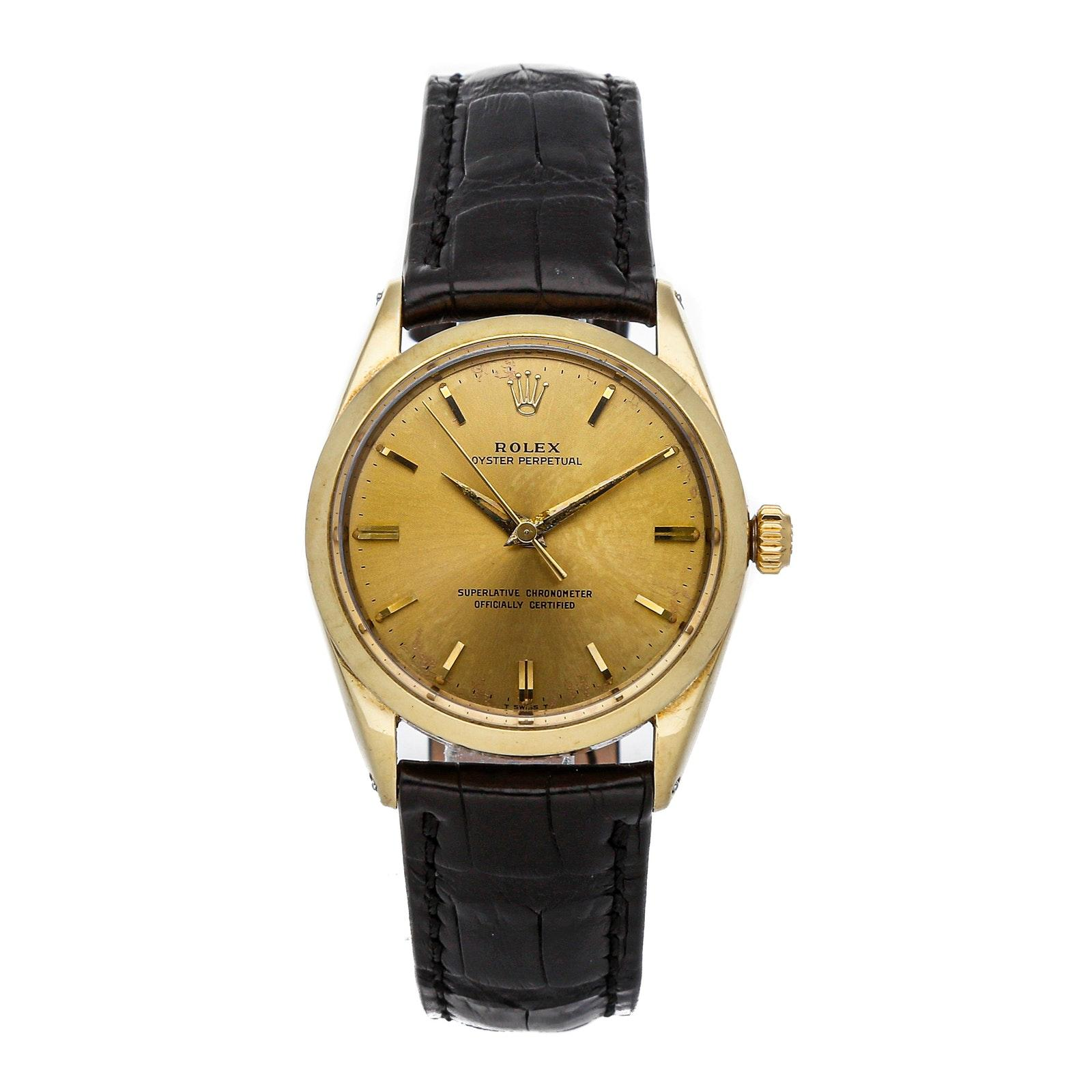 Pre-Owned Rolex Oyster Perpetual 1024