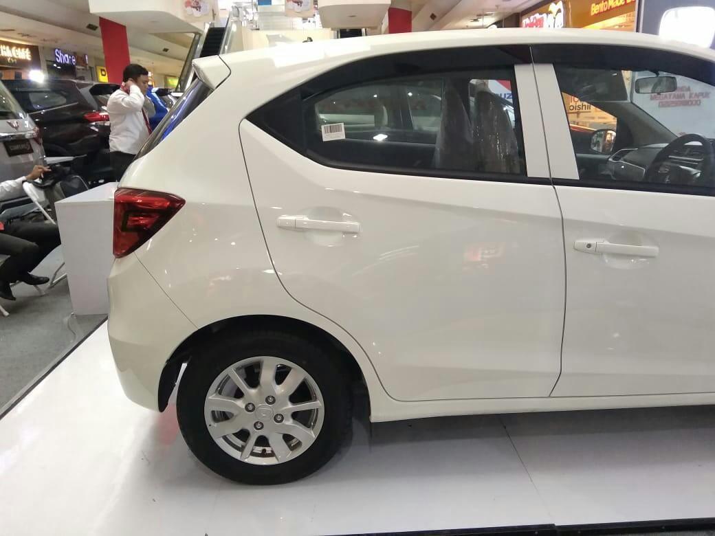 Promo Honda Brio Dp 25 jt