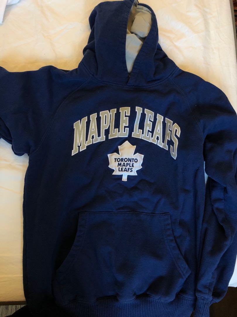 Reebok Maple Leafs Hoodie