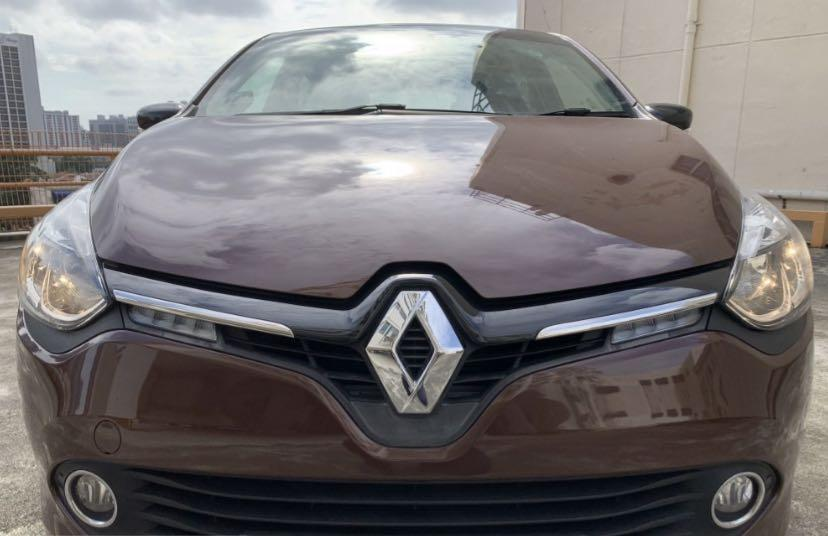 Renault Clio 1.5 dCi (A)