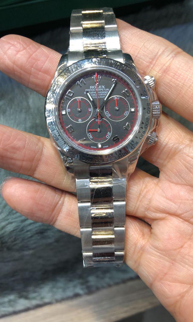 Rolex Daytona 116509 white gold
