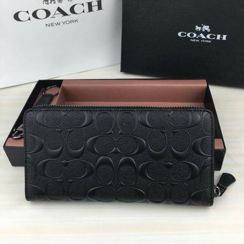 SALE!!! Ready Stock -  Authentic Coach Long Wallet