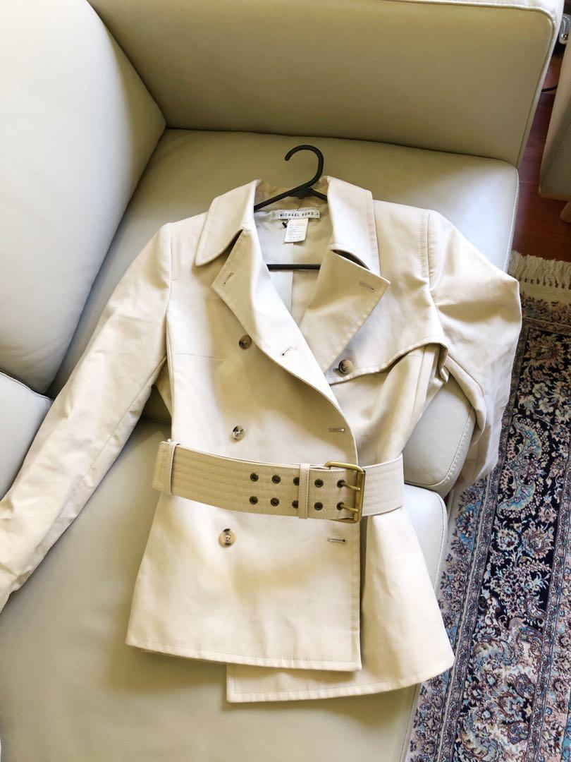 Sample Michael Kors Italy trench coat