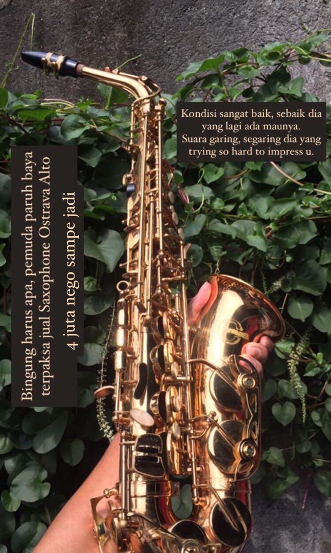 Saxophone Ostrava Alto