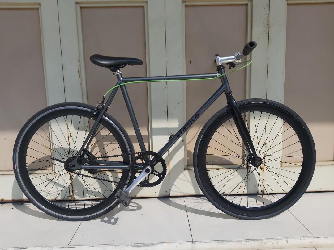 Sepeda fixie c700