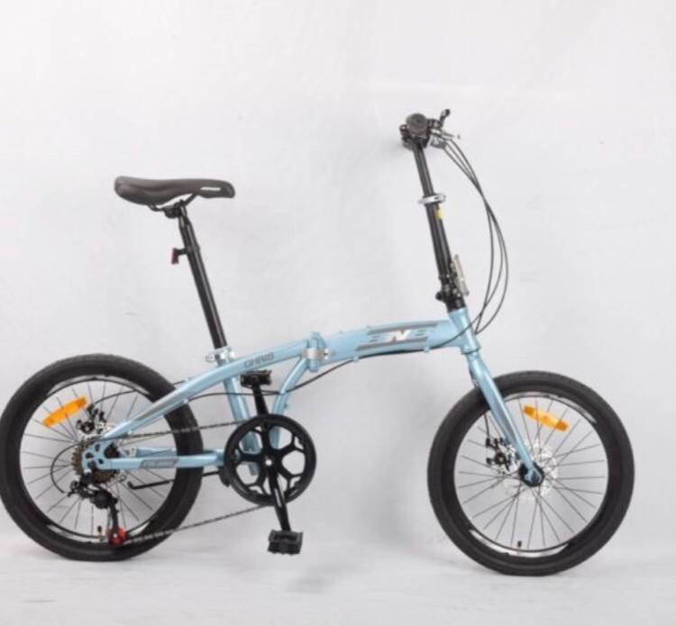 Sepeda lipat BNB Chris 20'
