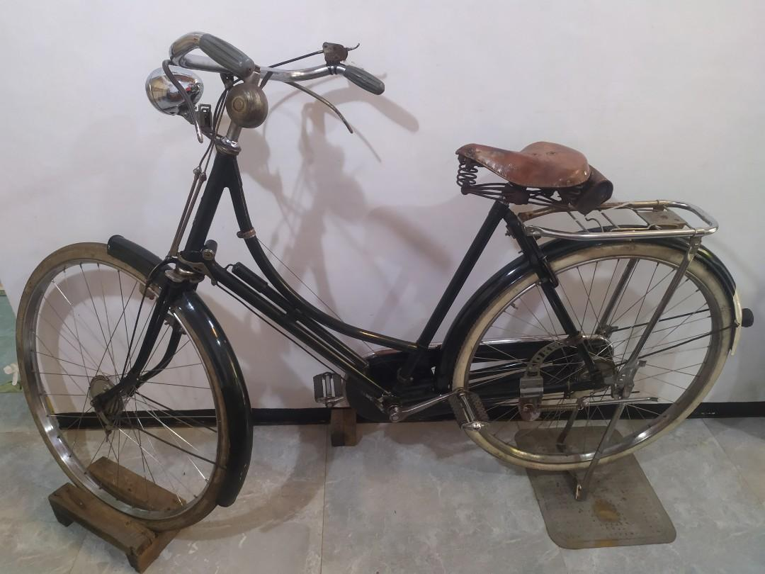 Sepeda Onthel Humber