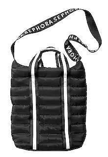Sephora Puffer Tote Bag | Collectors Item