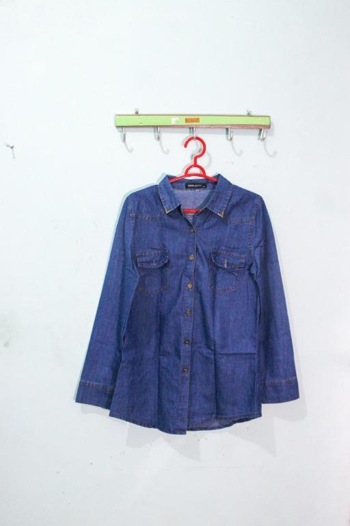 Simplicity Denim Shirt