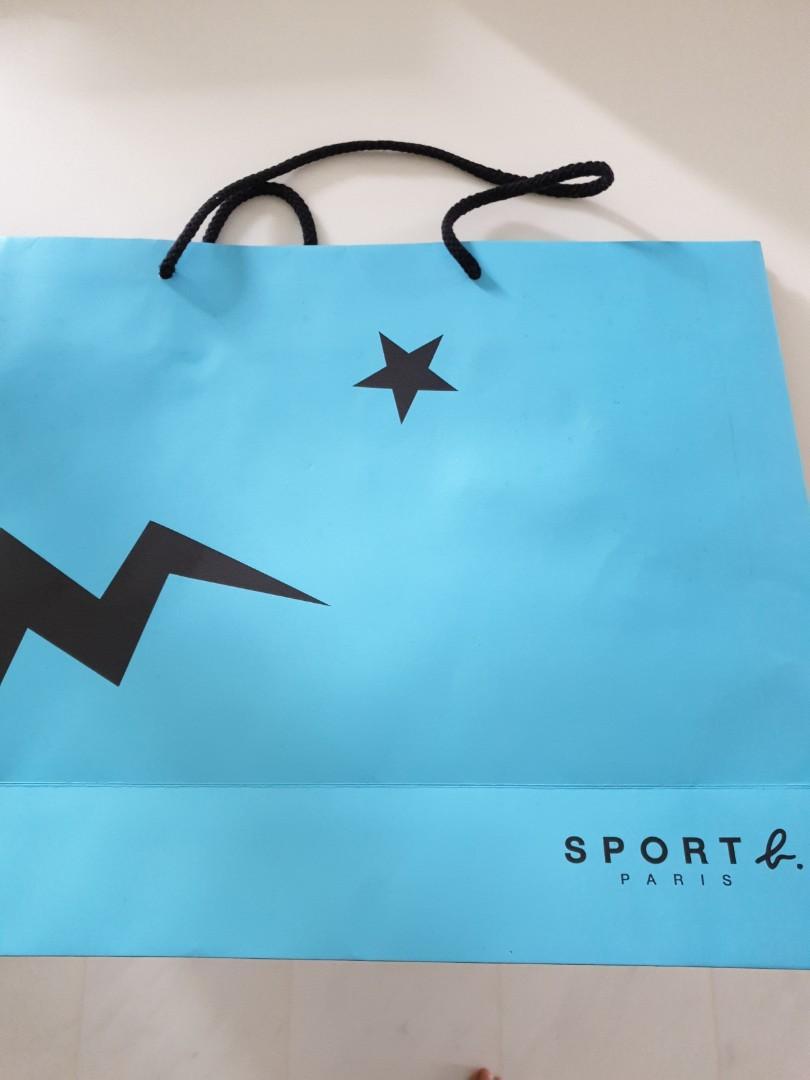 Sport b  Paper Bags, large