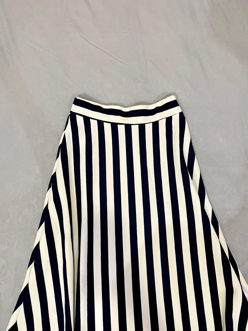 Stripe Skirt Rok Stripe
