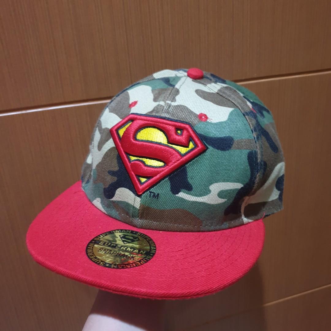 Superman Snapback (Unisex)