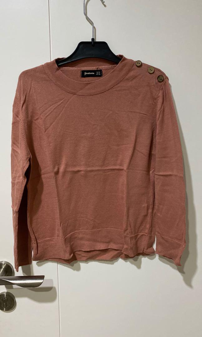 Sweater Stradivarius size M