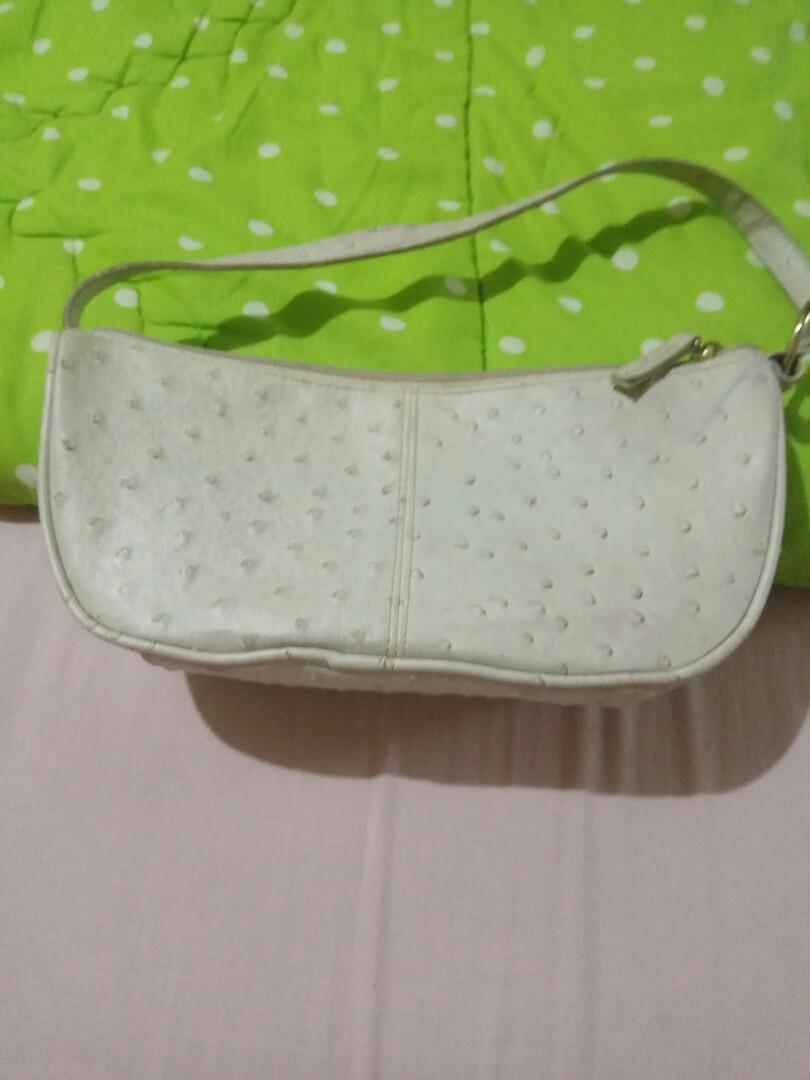 Tas kulit jeruk shoulder