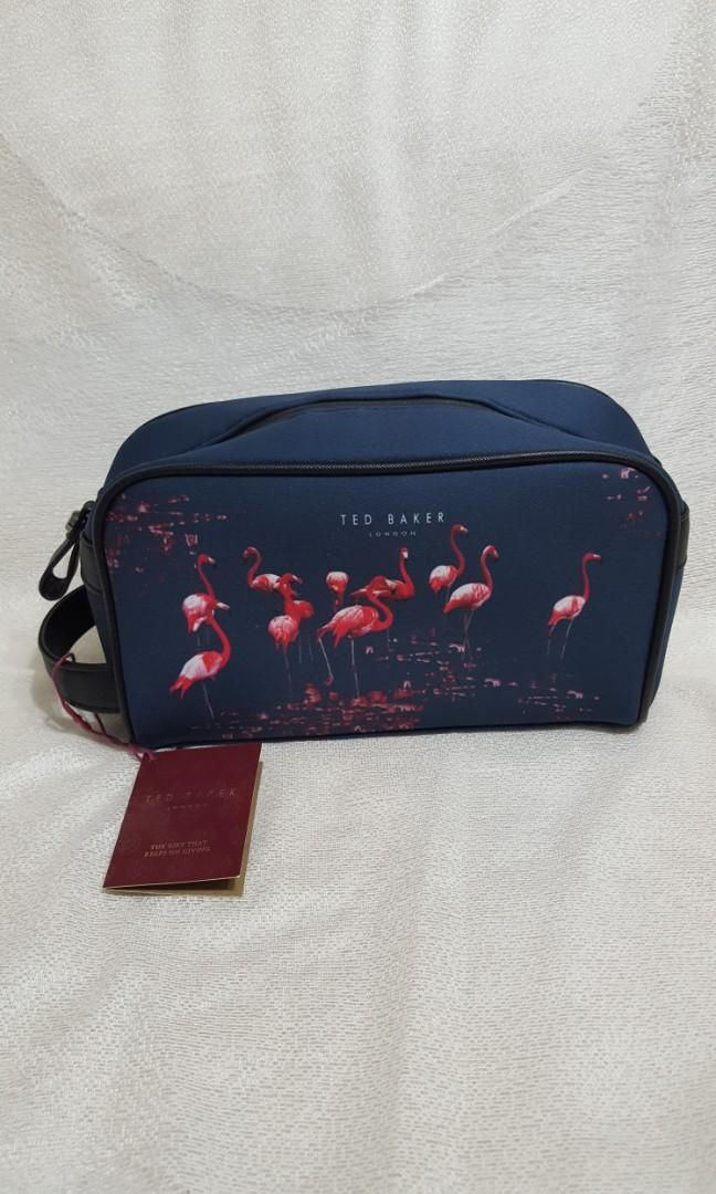 Free with min $250 purchase Ted Baker pouch