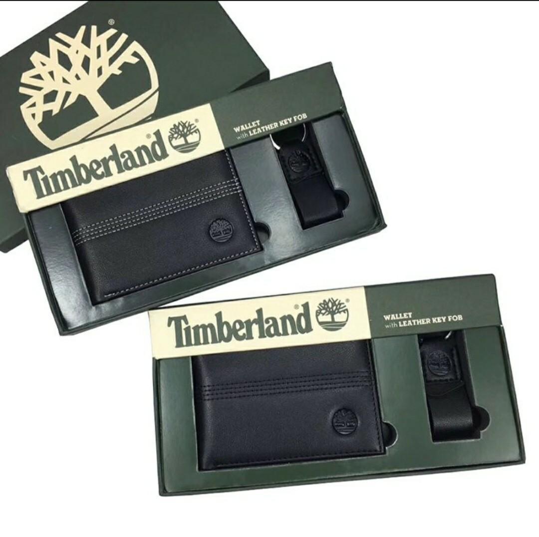 Timberland 皮夾 短夾 錢包 男 代購