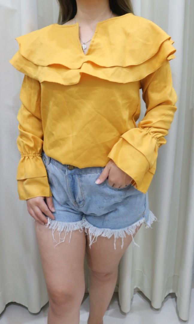 Top Puffy Fashion
