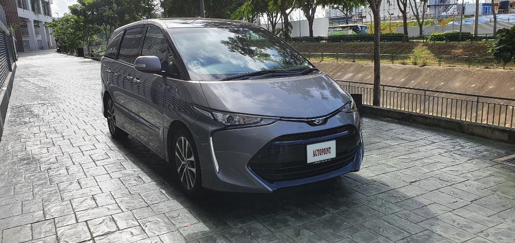 Toyota Estima Aeras Premium (Rent)