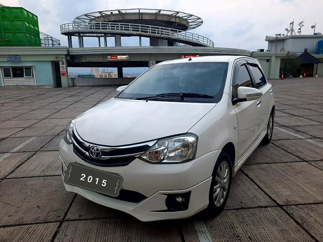Toyota ETIOS Valco G 1.3 MT 2015 angs 1.5 jt