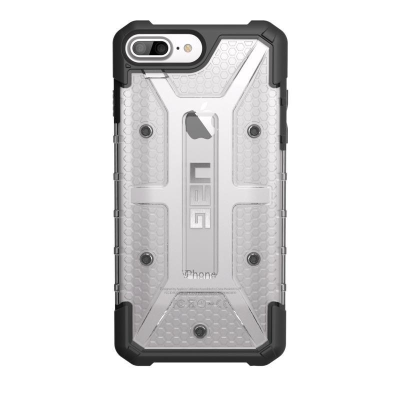 UAG Plasma Series iPhone 8/7/6 Plus Case 軍規手機殼