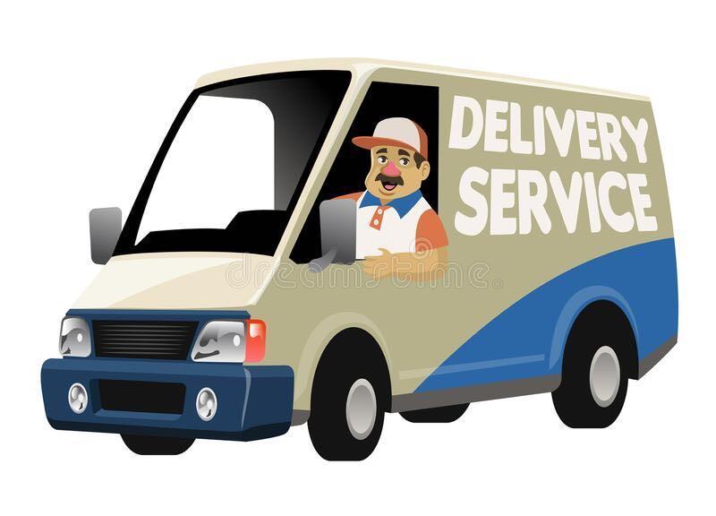 Van driver needed(Temporary job)