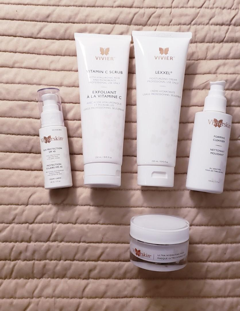 Vivier Skin Care Beauty Products