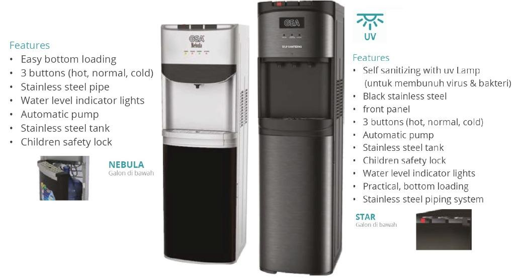 WATER DISPENSER(STAR)