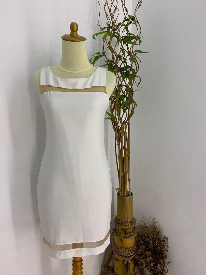 Glitteriti White dress