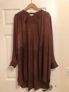 Wilfred silk dress size XS
