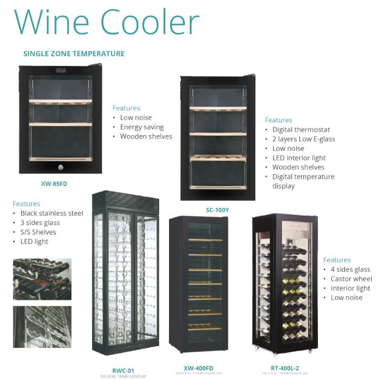 WINE COOLER(RWC-01)