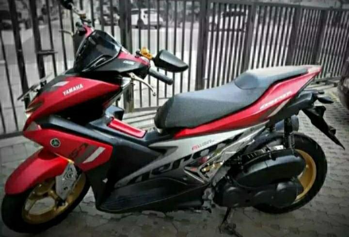 Yamaha aerox Murah jual B.U