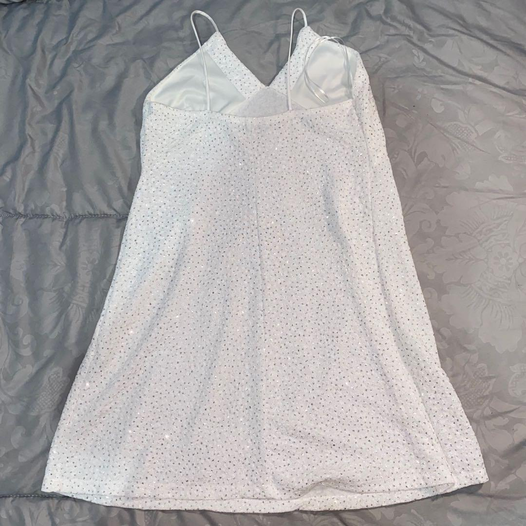 Zara dress/top putih